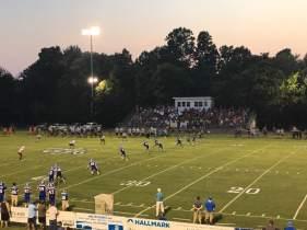 east robertson kickoff