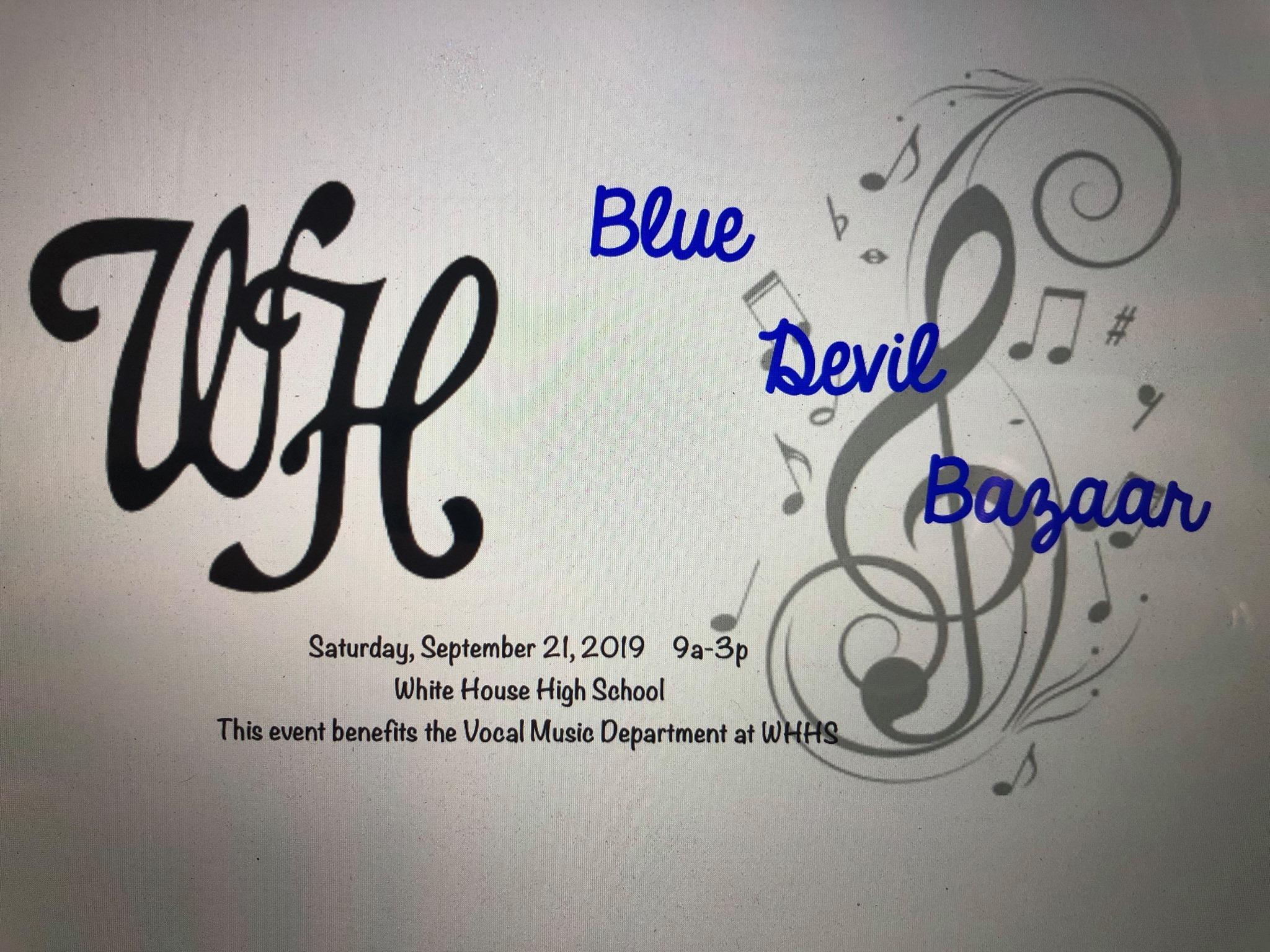 blue devil bazaar